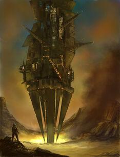 Mining Ship