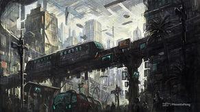 High technology city selone 03 by phoenix feng-d3k0tgz