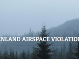 Venland Airspace Violations