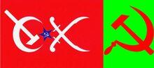 Updated Communist Oodlish Flag