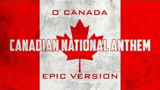 Canadian National Anthem - O Canada - Epic Version