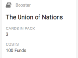 Union of Nations (Card Pack)