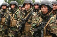 Vietnamese Platoon
