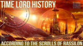 Early Gallifrey- The Formation of the Time Lords