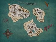 Shyish map