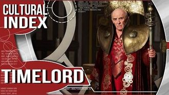 TIMELORD- Cultural Index