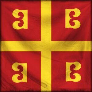 Early Byzantine flag