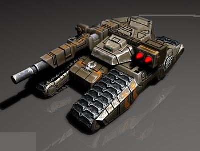 Predator tank