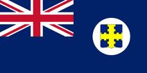 Willoslavia blue ensign
