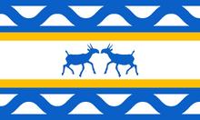 Qurulistan Flag