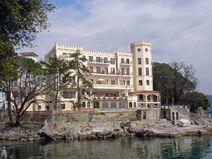 Hotel croatia hotel miramar past europe opatija riviera mediterranean-837474.jpg!d