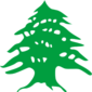 Flag of Lebanon Cedar