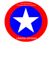 Great Seal of The Republic of Mathun