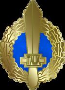 Gladi RSI per Ufficiali di Stato Maggiore dal 1972