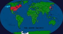 TSP world map
