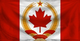 Socialist workers republic of canada 130251