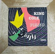 Nat King Cole at the Piano