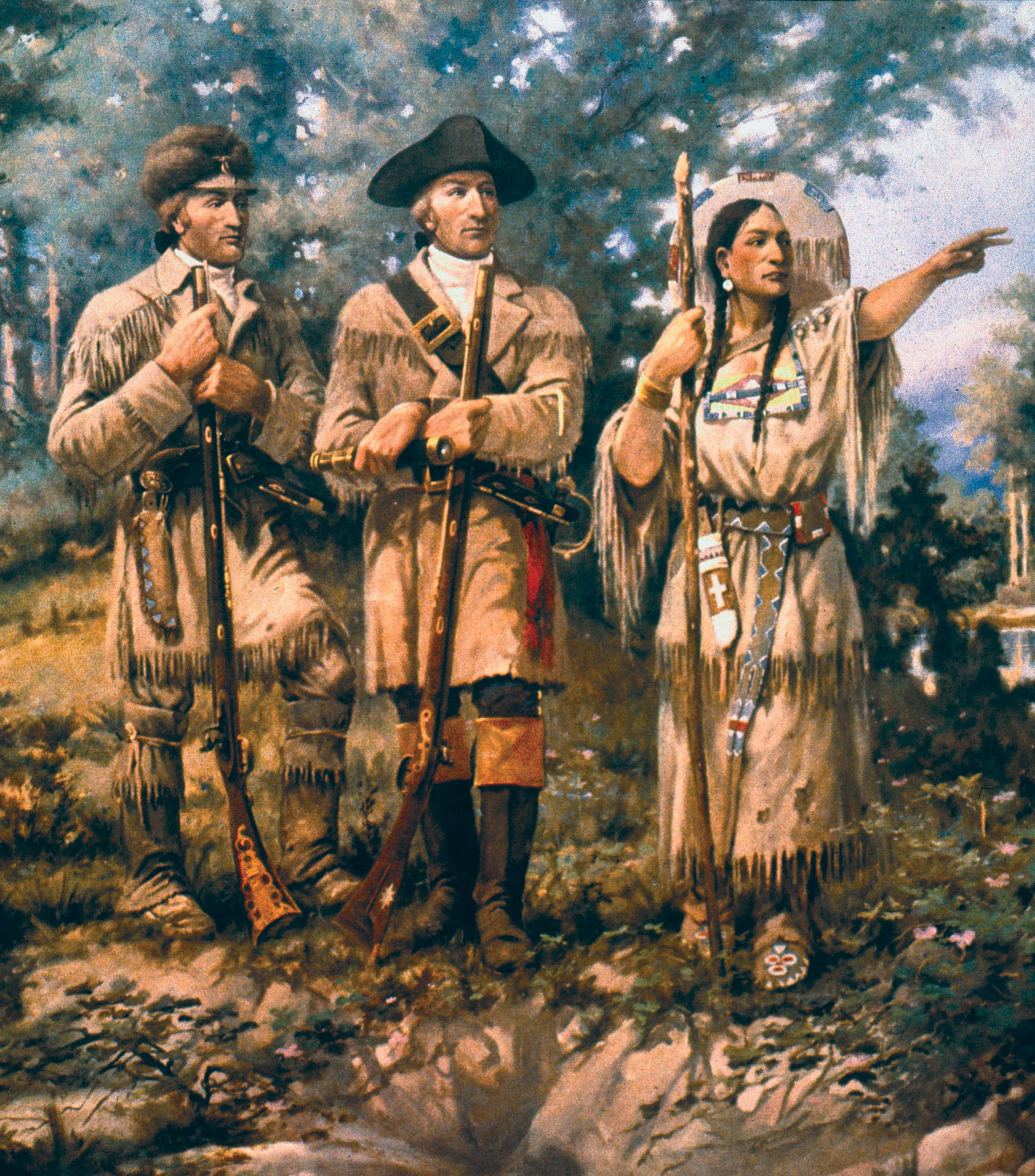 the many accomplishments of sacajawea Sacagawea was born sometime around 1790 she is best known for her role in assisting the lewis and clark expedition she and her husband were guides from the great plains to the pacific ocean and back sacagawea was kidnapped from her shoshone village by hidatsa indians when she was twelve years old.