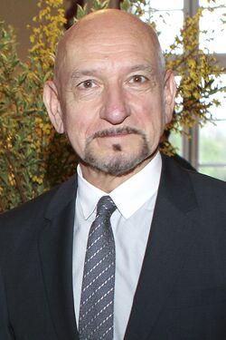 Sir Ben Kingsley 2012