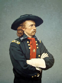 Arthur K Miller General George Armstrong Custer 1876 2671 385