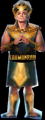 Kah Mun Rah