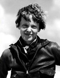 Amelia Earhart Real