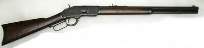 Winchester Model 1873 Short Rifle 1495