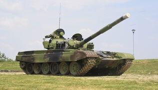 M-84 VS