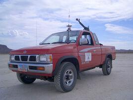 Nissan Truck Technical