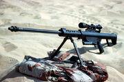 Barret M82 DA-ST-92-07336