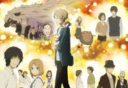 Natsume's Book of Friends Movie Characters