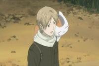Natsume & nyanko had to face annoying nishimura
