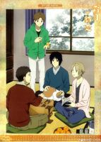 Natsume Yuujinchou Calendar 2014 Cover 6