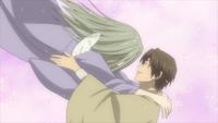 Miya and Yasaka-sama