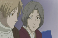 Chizu asking natsume if he believes her