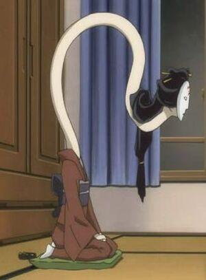 Youkai-long-necked