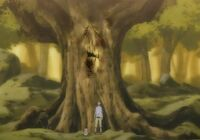 Old tree youkai-ich
