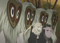 Monkey mask youkai6