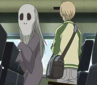 Train youkai2