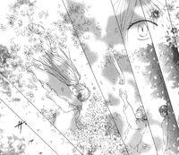 Miya and Yasaka-sama unite manga