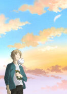 Natsume Movie Poster