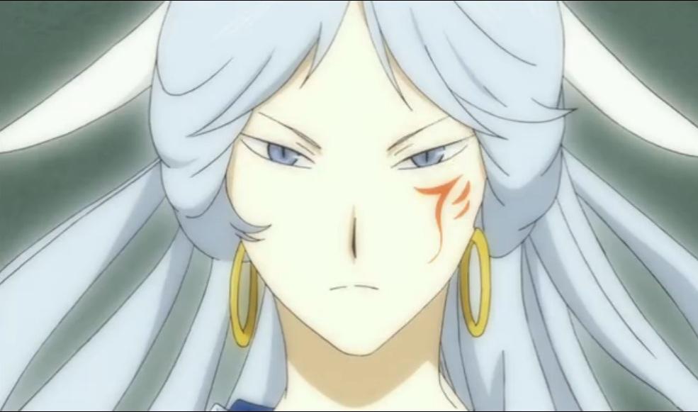 Youkai with the Lost Mirror | Natsume Yuujinchou Wiki ...  Youkai with the...