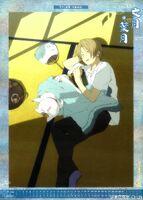 Natsume Yuujinchou Calendar 2014 Cover 4