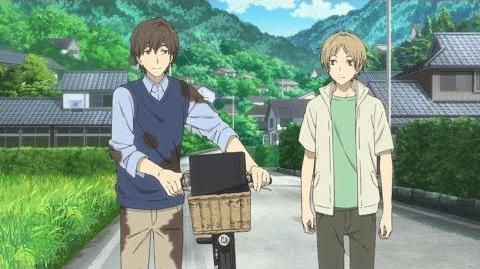 Natsume Yuujinchou Utsusemi ni Musubu Movie PV 「劇場版 夏目友人帳 ~うつせみに結ぶ~」本予告