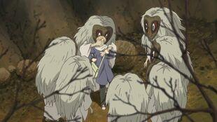 Natsume Captured