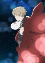Natsume's Book of Friends The Waking Rock and the Strange Visitor Promo Poster