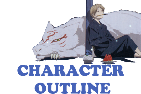 Banner policy-character outline