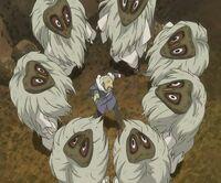 Monkey mask youkai1