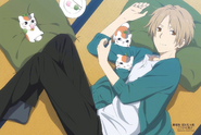Natsume's Book of Friends Movie Scan