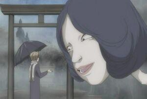 Zoku youkai large head ep2